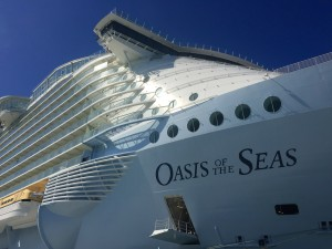 Royal Caribbean Oasis of the Seas